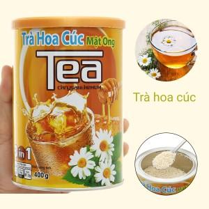 Trà hoa cúc mật ong Thanh Bình lon 400g