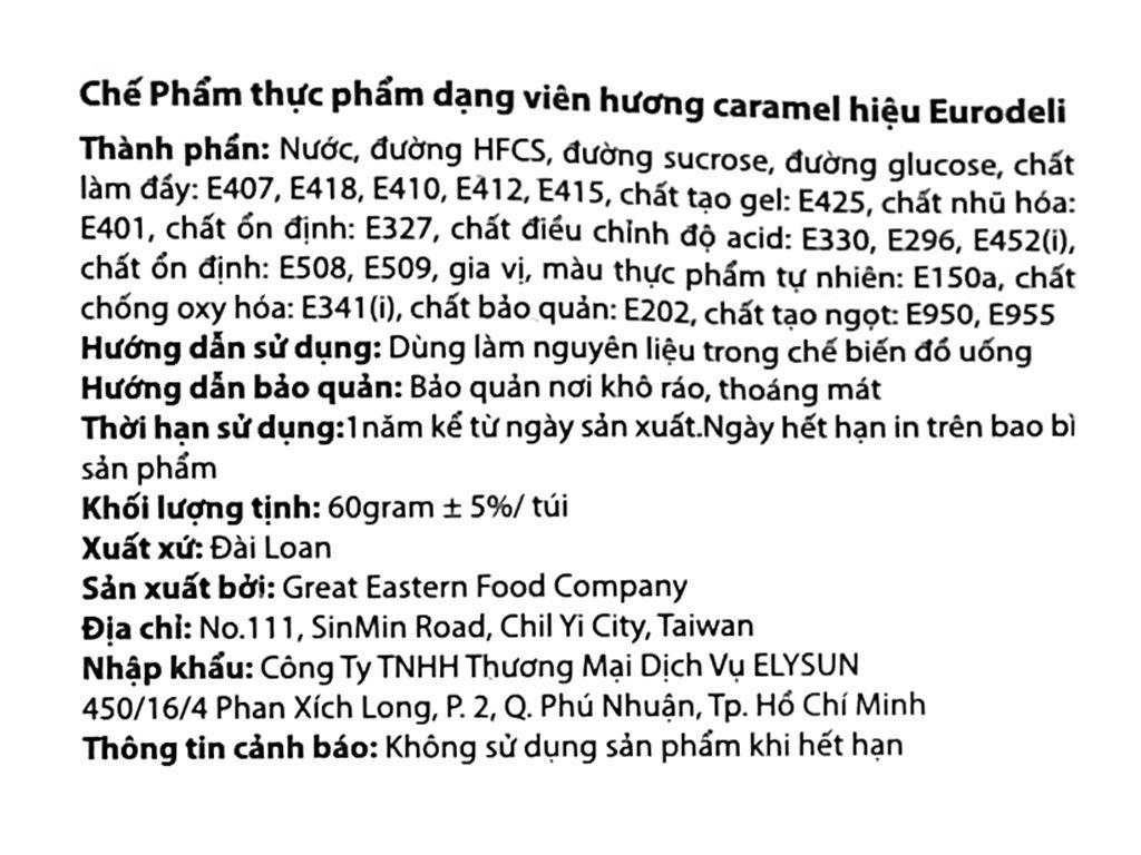 Trà sữa 3 in 1 Wangcha hộp 400g 5