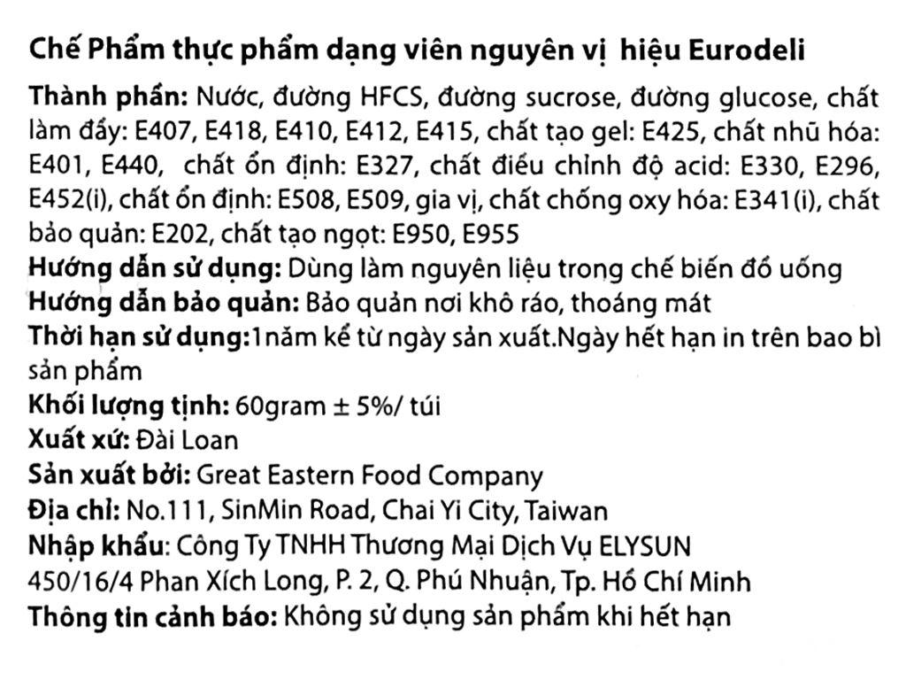 Trà sữa matcha Wangcha hộp 400g 5