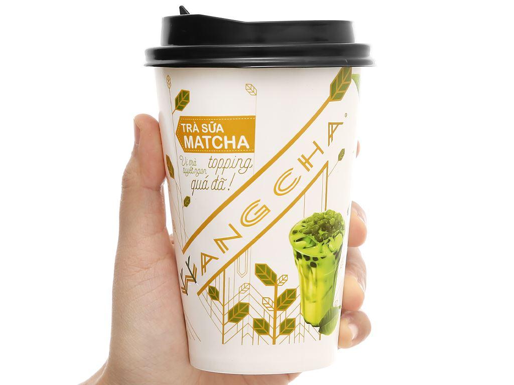 Trà sữa matcha Wangcha ly 100g 1