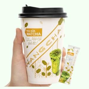 Trà sữa matcha Wangcha ly 100g