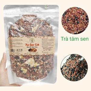 Trà gạo lứt đậu đen xanh lòng Ngô Mích gói 1kg