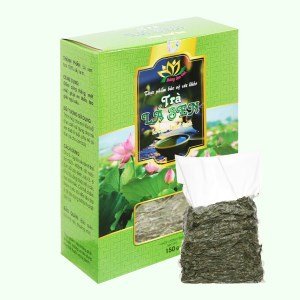 Trà lá sen Hương Sen Việt hộp 150g
