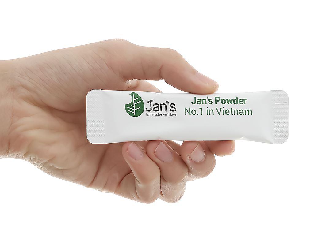 Bột cải kale sấy lạnh Jan's Powder bịch 60g 7