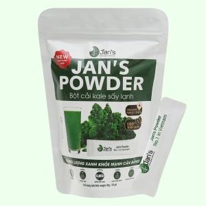 Bột cải kale sấy lạnh Jan's Powder bịch 60g
