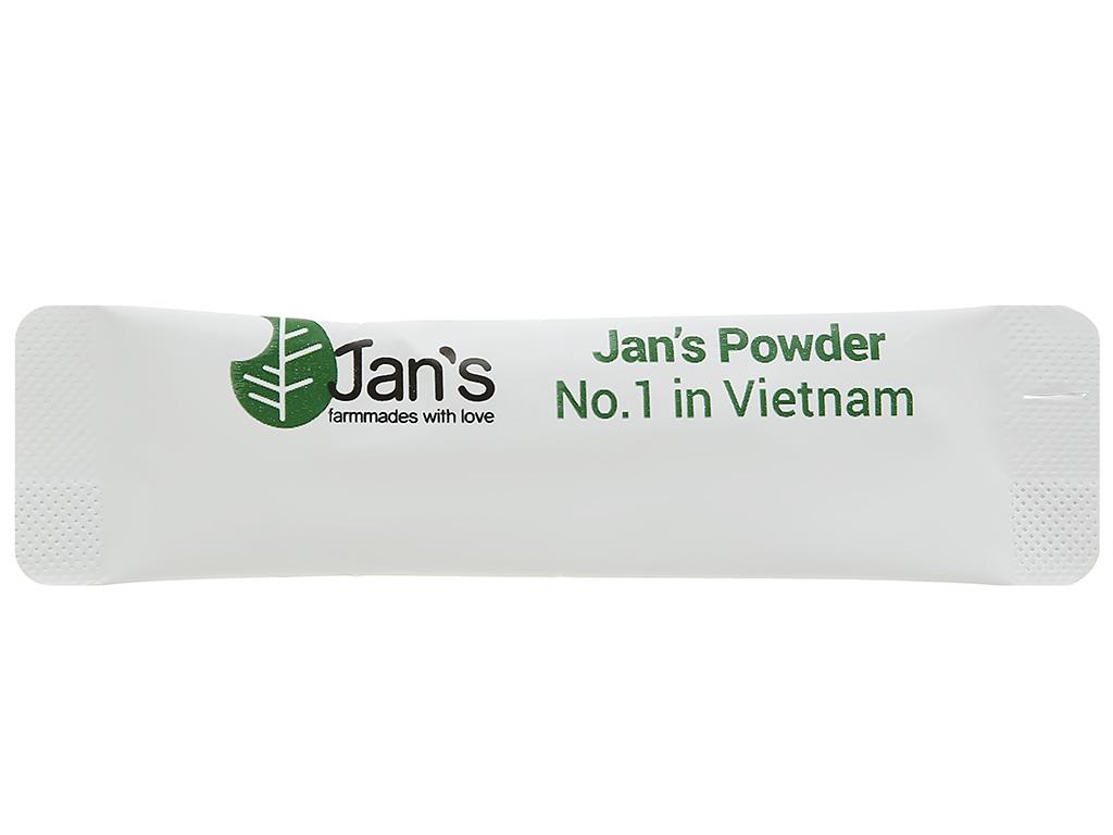 Bột cần tây sấy lạnh Jan's Powder bịch 60g 3