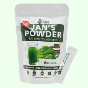 Bột cần tây sấy lạnh Jan's Powder bịch 60g