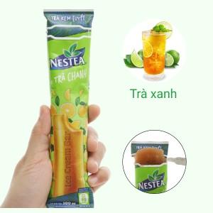 Trà kem tuyết Nestea vị trà chanh thanh 100ml
