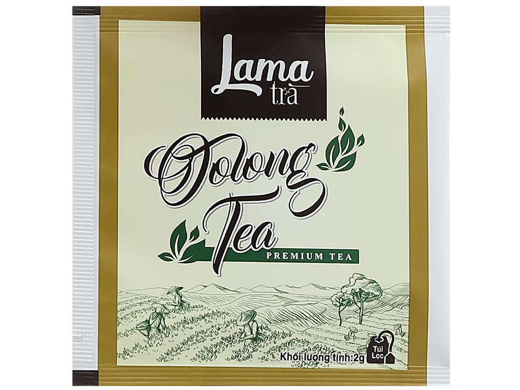 Trà ô long Lama hộp 50g 5