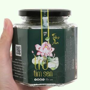 Trà tim sen tâm an Sen Việt hũ 150g