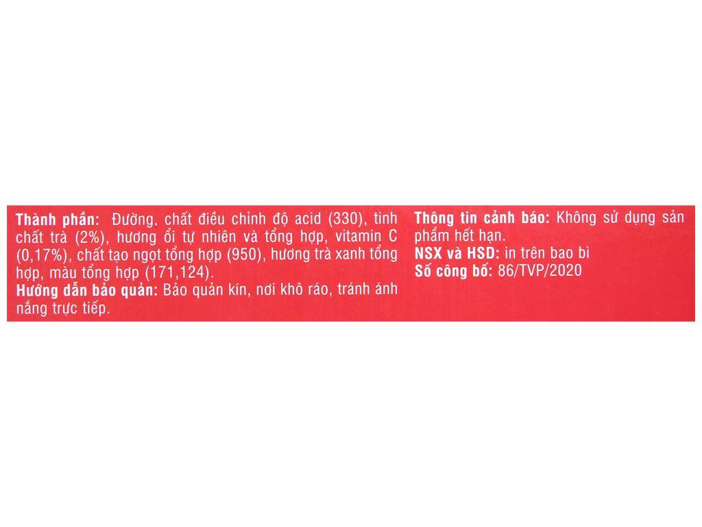 Trà ổi hồng Wil hộp 272g 5