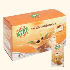 Trà sữa Wil vị truyền thống hộp 170g