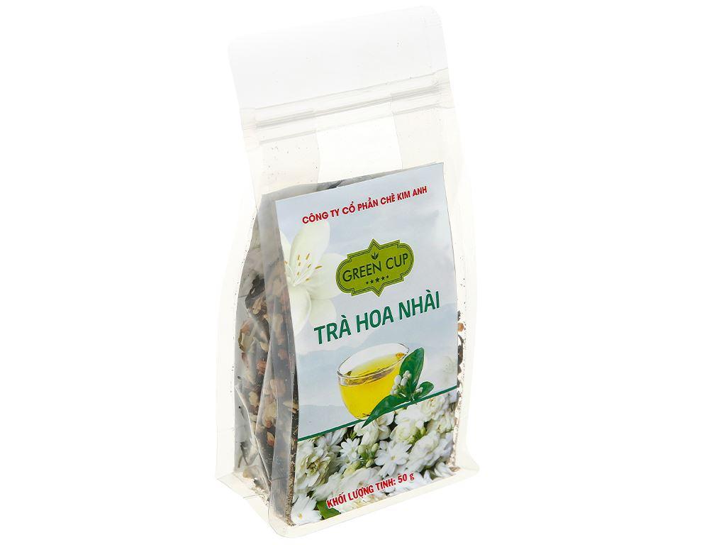 Trà hoa nhài Kim Anh Green Cup gói 50g 1