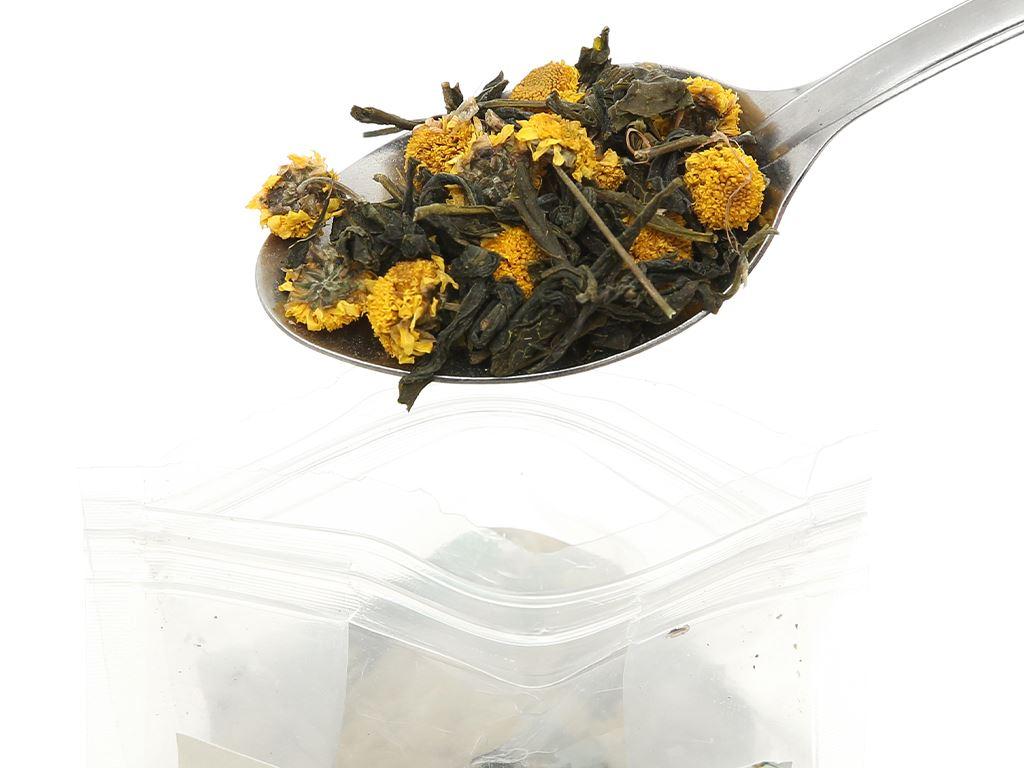 Trà hoa cúc Kim Anh Green Cup gói 50g 6