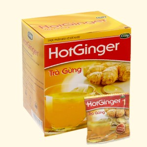 Trà gừng Cozy HotGinger hộp 200g