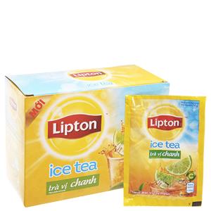 Trà Lipton Ice Tea vị chanh 224g