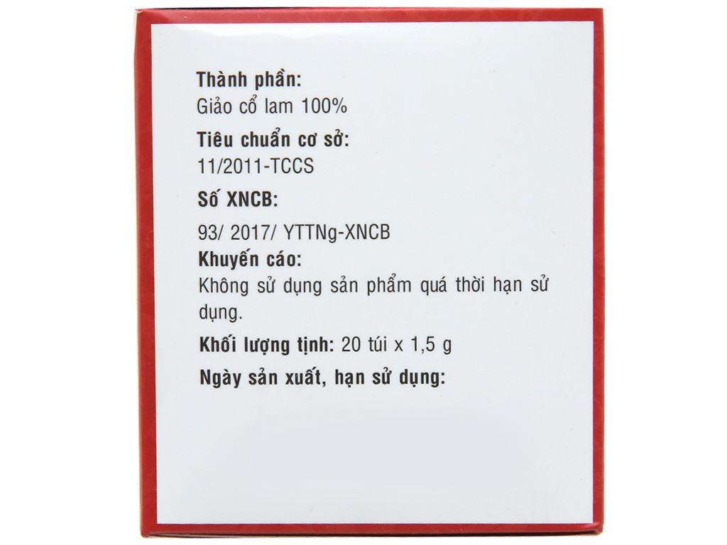 Trà Giảo Cổ Lam Đại Gia hộp 30g 2
