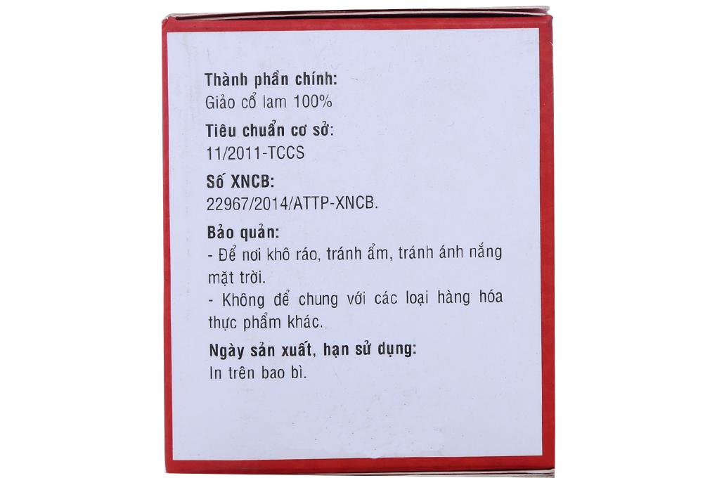 Trà giảo cổ lam Đại Gia túi lọc 1.5g (hộp 20 gói)