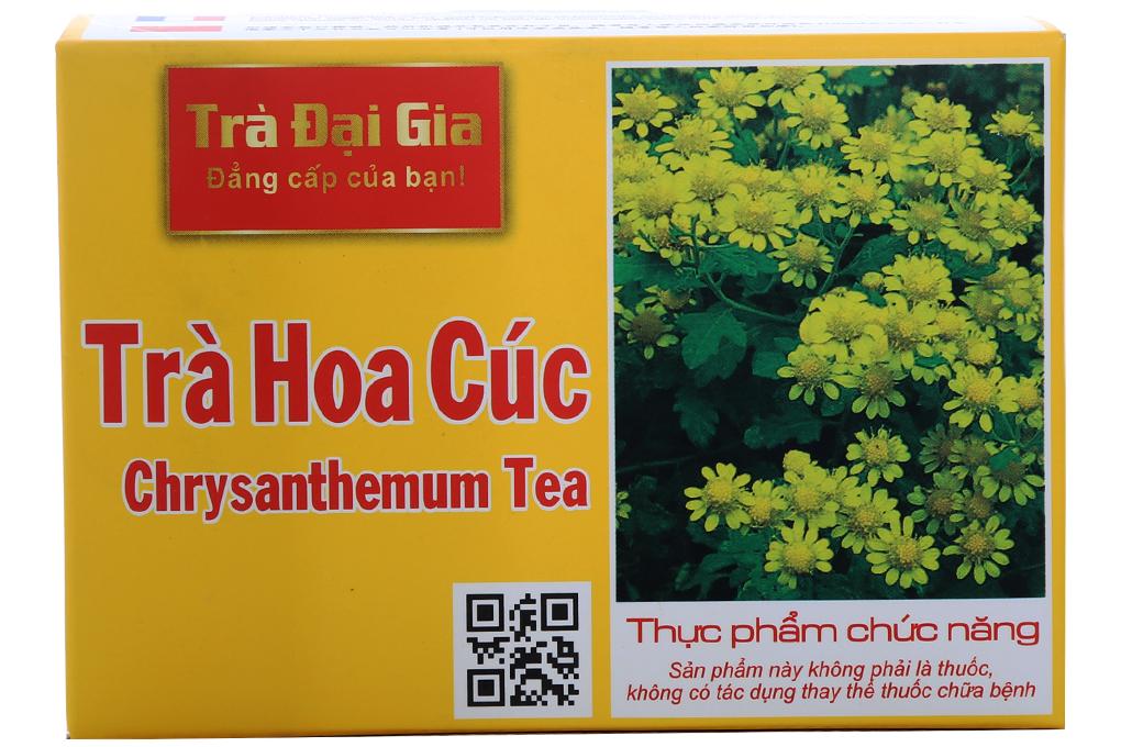 Trà hoa cúc Đại Gia túi lọc 1,5g (hộp 20 gói)