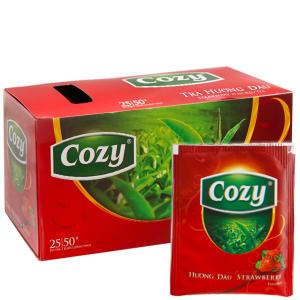 Trà Cozy hương dâu 50g