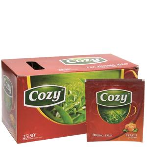 Trà Cozy hương đào 50g