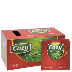 Hồng trà Cozy hộp 50g (2g x 25 túi)