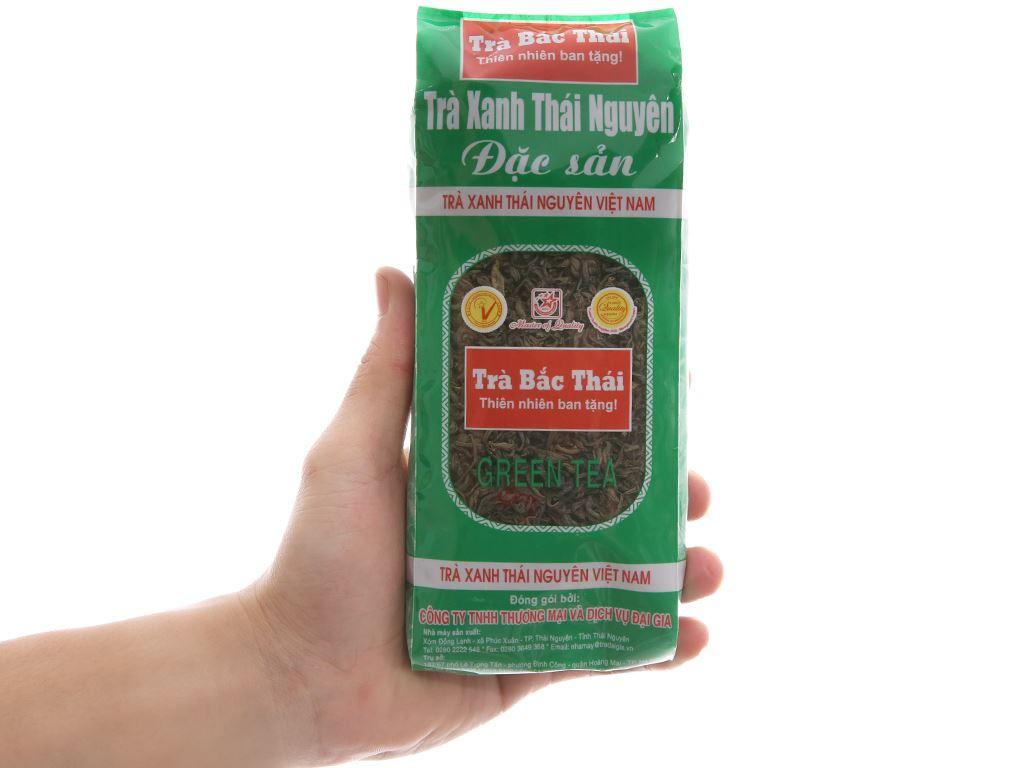Trà xanh Thái Nguyên Trà Đại Gia đặc sản 100g 5