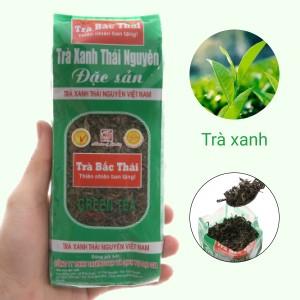 Trà xanh Thái Nguyên Bắc Thái đặc sản 100g