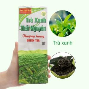 Trà xanh Thái Nguyên Đại Gia thượng hạng gói 100g
