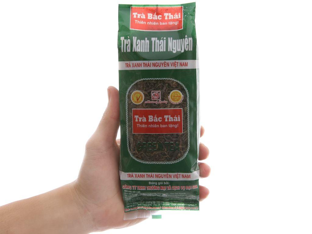 Trà xanh Thái Nguyên Bắc Thái 100g 3