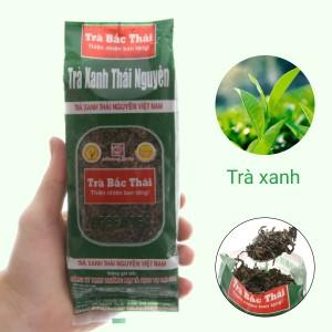 Trà xanh Thái Nguyên Bắc Thái 100g