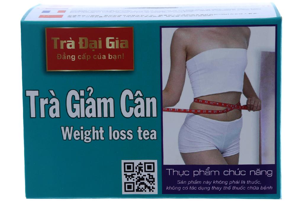 Trà giảm cân Đại Gia túi lọc 1.5g (hộp 20 túi)