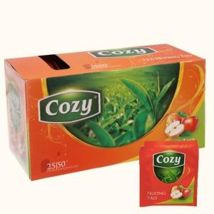 Trà Cozy hương táo hộp 50g