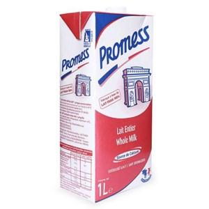 Sữa tươi nguyên kem Promess hộp 1L