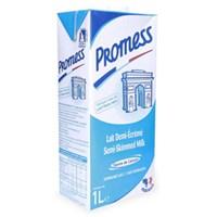 Sữa tươi ít béo Promess hộp 1L