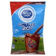 Sữa tiệt trùng Dutch Lady hương Socola bịch 220ml