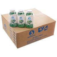Sữa tươi tiệt trùng Lothamilk có đường 180ml (Thùng 36 chai)
