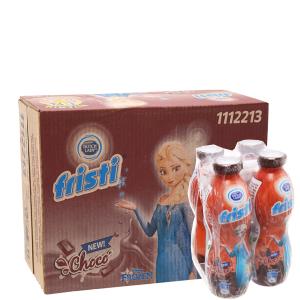 Thùng 48 chai sữa tiệt trùng Fristi sô cô la 120ml