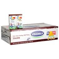 Sữa dinh dưỡng tiệt trùng ADM Socola 180ml (thùng 48 hộp)