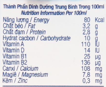 Thùng 48 hộp sữa tươi tiệt trùng socola TH true MILK 180ml 6