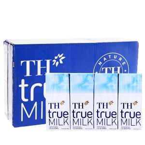 Thùng 48 hộp sữa tươi tiệt trùng TH true MILK có đường 180ml