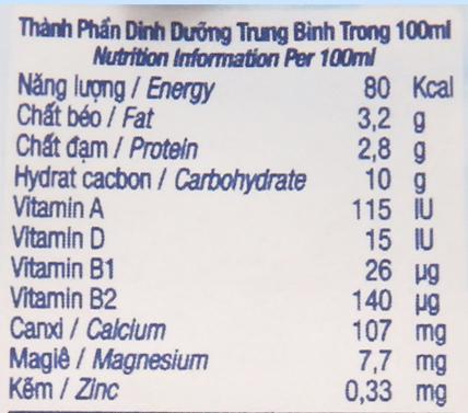 Thùng 48 hộp sữa tươi tiệt trùng TH true MILK hương dâu 180ml 6