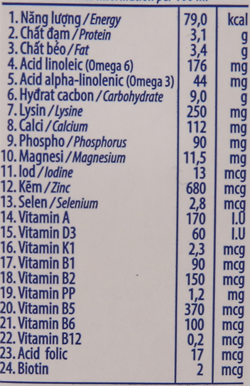 Thùng 48 hộp sữa tiệt trùng Vinamilk ADM Gold có đường 180ml 6