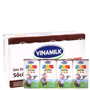 Thùng 48 hộp sữa dinh dưỡng Vinamilk ADM Gold sô cô la 110ml