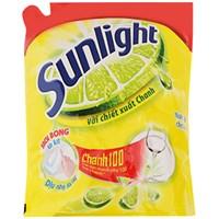 Nước rửa chén Sunlight hương Chanh túi 2.6kg