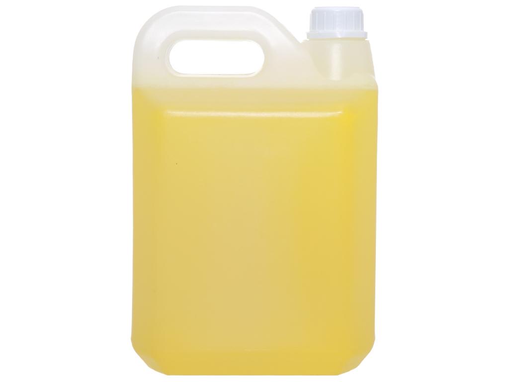 Nước rửa chén S.P.Ca. chiết xuất chanh và trà xanh can 5kg 2