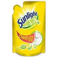 Nước rửa chén Sunlight Chanh 100
