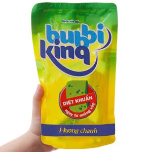 Bubbi Kinq hương chanh túi 700g