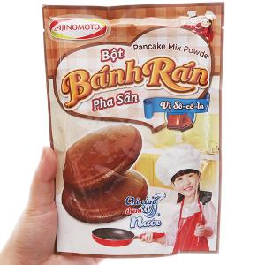 Bột bánh rán Ajinomoto vị socola gói 200g