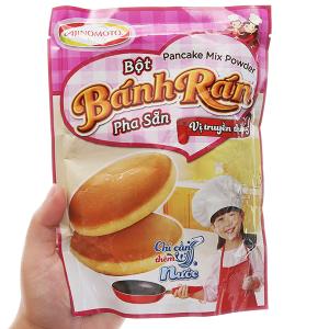 Bột bánh rán Ajinomoto vị truyền thống gói 200g
